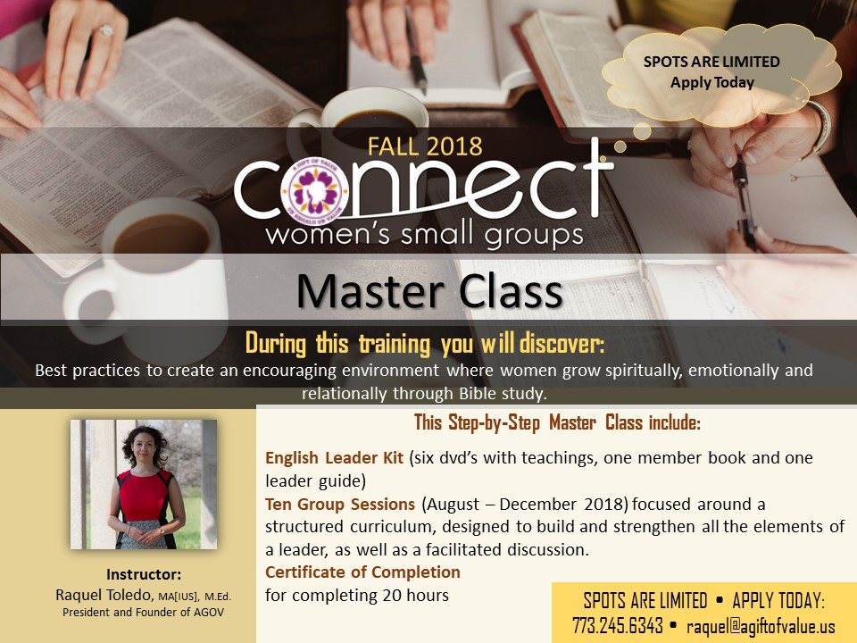 connect flyer